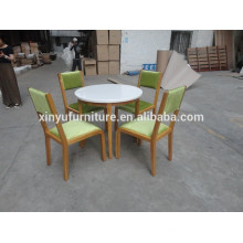 Modern design commerical restaurant table and chair XYN1214