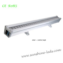 Waterproof RGB LED Outdoor Wall Washer Light