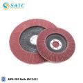 Disco abrasivo para aço e INOX com certificado MPA Disco abrasivo para aço e INOX com certificado MPA