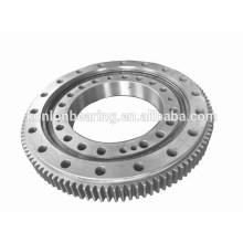 Tipo de rolamento de giro e função de contato de quatro pontos Rolamento do anel de giro