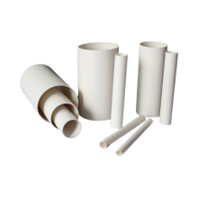 wholesale 55mm cheap pvc white water sewer pipe