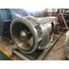 Horizontal Duplex Stainless Steel Propeller Elbow Pump