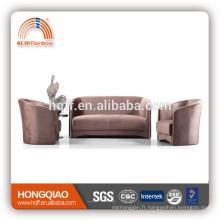 Nouveau design populaire canapé en cuir ensemble 3 + 2 + 1 siège avec un grand prix