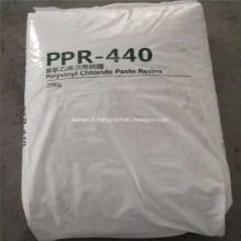 Résine PVC de bonne qualité Pâte de résine PVC P440