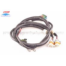 Kabelkonfektionierung für Fahrzeuge mit modifiziertem Motorsystem