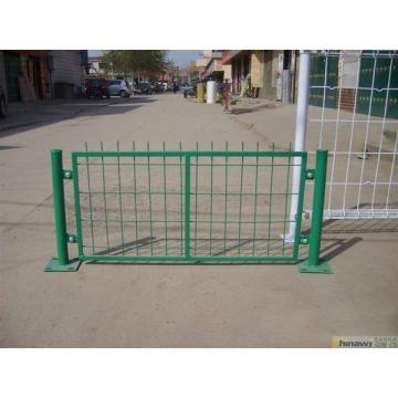 Heiße eingetauchte verzinkt oder elektrische verzinkt temporäre Zaun