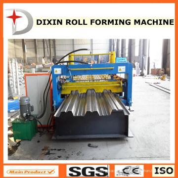 Machine de formage de rouleau de plancher de nouvelle machine de type Machine