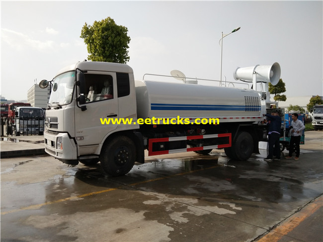 9m3 Dust Control Water Vehicles