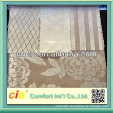 Últimos tipos de alta calidad de la pila del corte de tela del material del sofá
