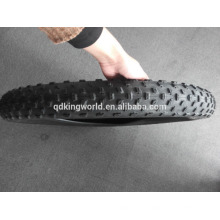 "20"" Solid Rubber Bicycle Tire , fat bike tire"