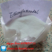 Ethynyl Estradiol / Ethinylestradiol CAS 57-63-6 para la hormona femenina de los esteroides