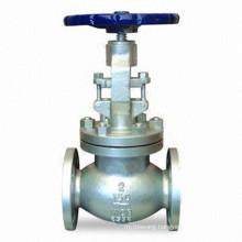 API, ANSI, BS, DIN, JIS Stainless Steel Globe Valves