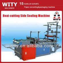 Máquina selladora lateral de corte térmico