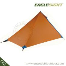 Hohe Spitze einzelnes ein Mann-Zelt-faltendes Zelt für das Verpacken