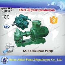 Pompe à engrenages série KCB Pompe à graisse avec moteurs antidéflagrants