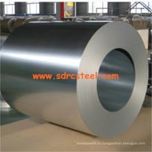 60g / 80g / 125g Zn Оцинкованная стальная катушка Профессиональное производство