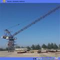 Hochwertige China Factory Luffing Jib Turmdrehkrane