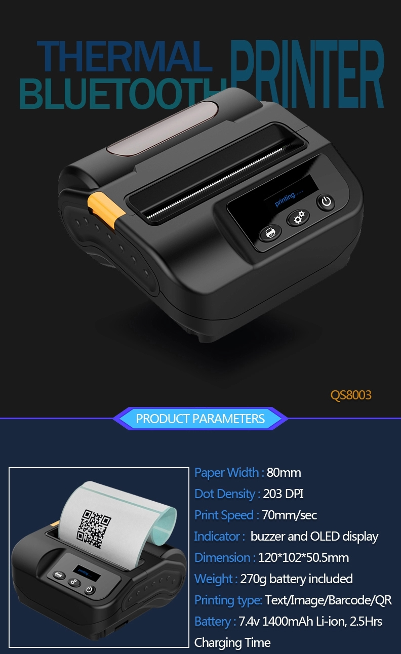 3 Inch Thermal Printer