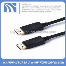 Câble DP mâle à mâle