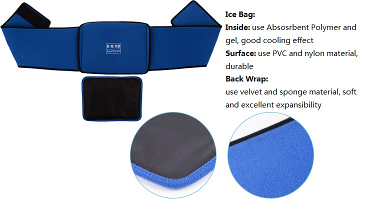 back ice pack