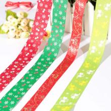 Venta directa de fábrica Hermosa cinta Grosgrain para la decoración de la boda