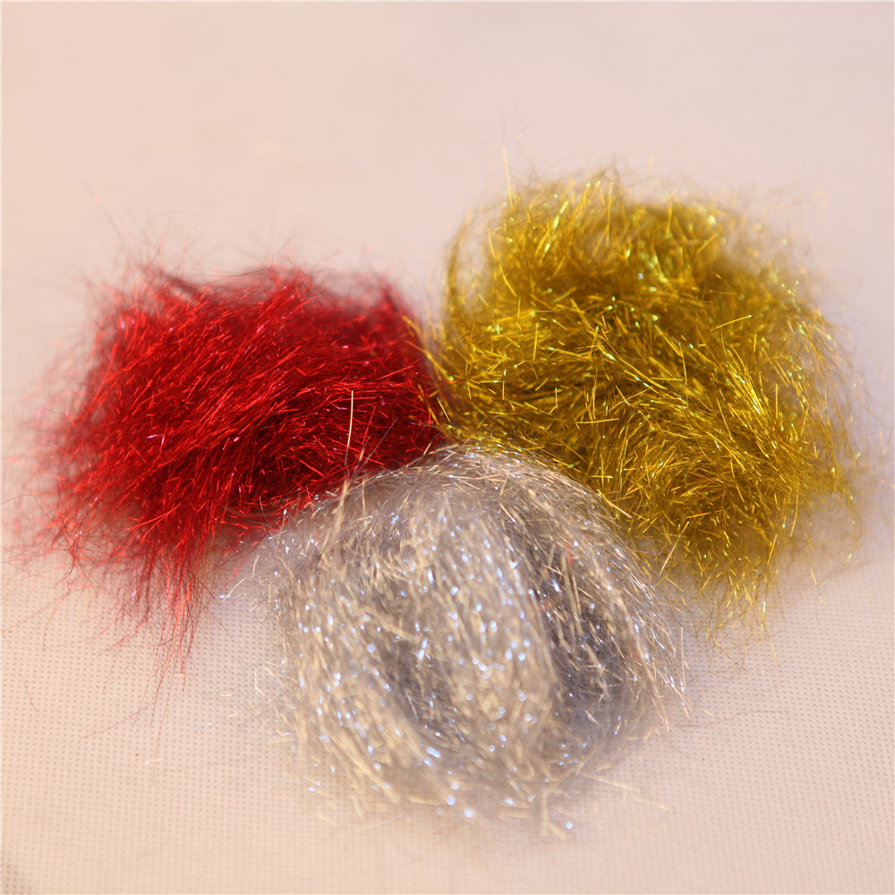 Fluorescent Metallic Fiber