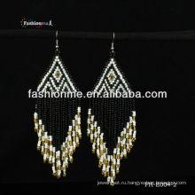 Мода красивой ручной очарование Серьги