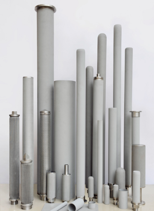Sintered Powder Filter Cylinder