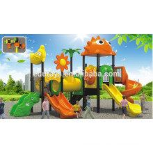 2015 New Products EB10190 Amusement Park Plastic Outdoor Playground