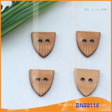 Natural Wooden Buttons for Garment BN8011