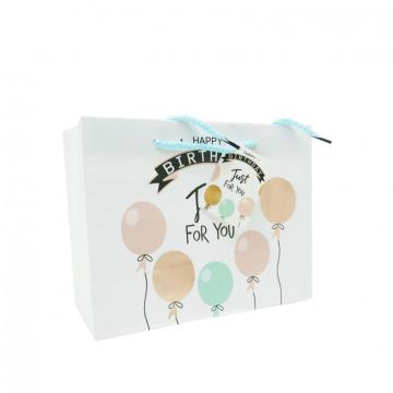 BALLOON PAPER GIFTBAG -0