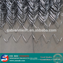 Low price high quality chain link fence China alibaba