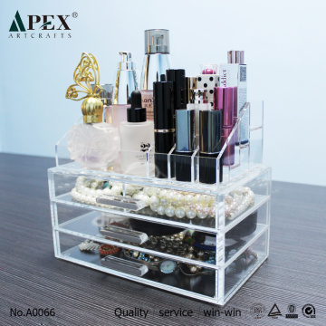Venta al por mayor Acrylic Makeup Storage Box
