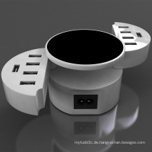 10 Häfen 50 Watt-beweglicher schneller USB-Aufladeeinheits-Spielraum USB-Wand-Aufladeeinheits-Adapter
