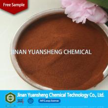 Bonne viscosité L'eau de charbon Emballage de boue Additif Calcium Lignine Prix