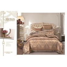 Luxuoso cama de casamento cama de cama set conjunto de Consolador Fornecedores China