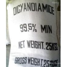 Poudre cristalline blanche de Dicyandiamide de grande pureté de 99,5%