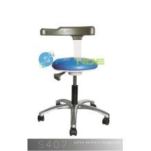 Chaise de dentiste portable (modèle: S407) (homologué CE) - MODÈLE CHAUD