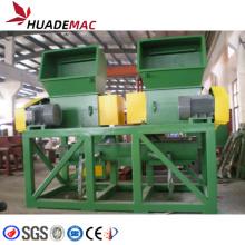 Kunststoffzerkleinerungsmaschine HDPE PVC Kunststoffrohrbrecher