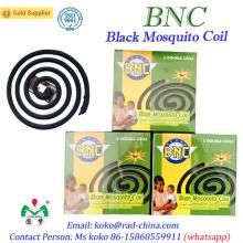 Bobine de moustique de marque BNC pour fournisseur de marché Bangladesh pour moustiques