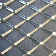 Silbernes Aluminium-Metall-Streckgitter