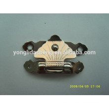 Wholesale custom excellent quality silver metal clip bag lock