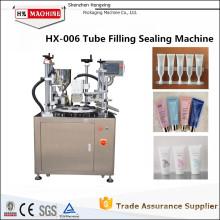 Máquina automática de sellado de llenado de tubos HX-006