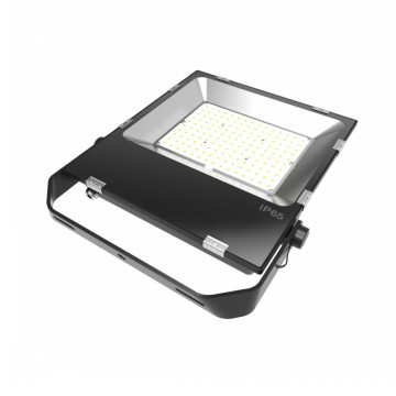 100-110lm / w 150W LED Flood Light With Meanwell Driver
