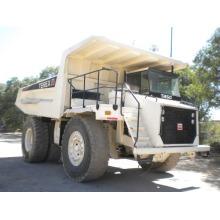 Camión volquete terex no-highway mining tr60 en venta