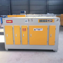 Plasma waste gas purification equipment