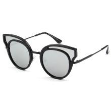 2018 cat eye mirror sunglasses women  fashion new sun glasses