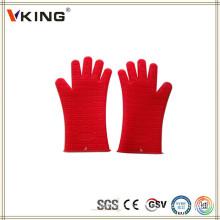 China fabricante Produto Luvas longo forno com dedos