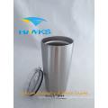 Taza / taza para beber del acero inoxidable de 20oz / vaso del café del thermos