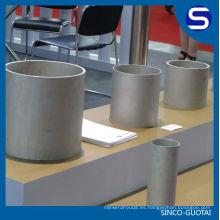 Fabricante de tubos sin costura 316 del acero inoxidable de ASTM A312